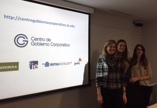 Estudio 'Mujeres en la Alta Dirección en España', del Centro de Gobierno Corpora