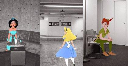 Disney toma las calles de Nueva York