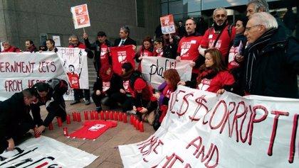 Afectados por la hepatitis C piden a la UE compras colectivas para abaratar precios