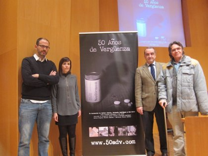 Bilbao acoge este jueves el estreno del documental sobre talidomida '50 Años de Vergüenza'