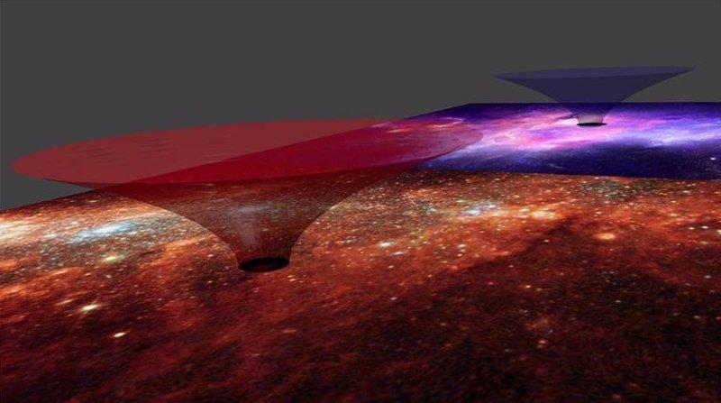 ¿Y si la Vía Láctea es un gigantesco agujero de gusano navegable?