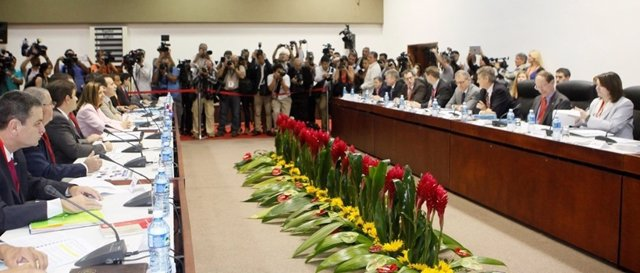 Reunión en La Habana entre Cuba y EEUU