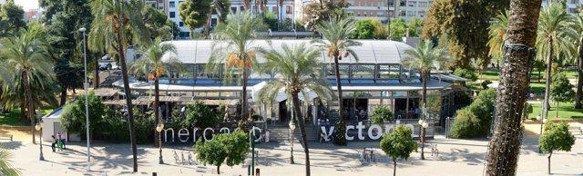 El Mercado Victoria de Córdoba