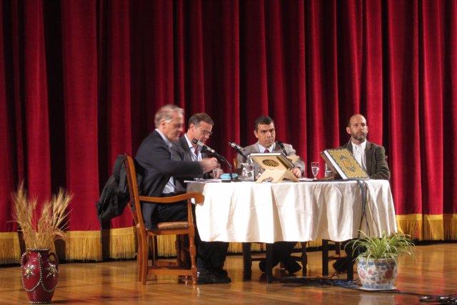 Mesa redonda sobre libertad religiosa y libertad de expresión