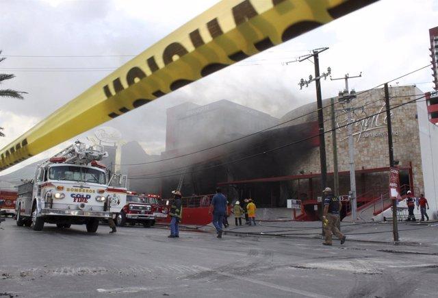 Casino Mexicano Atacado Por El Crimen Organizado
