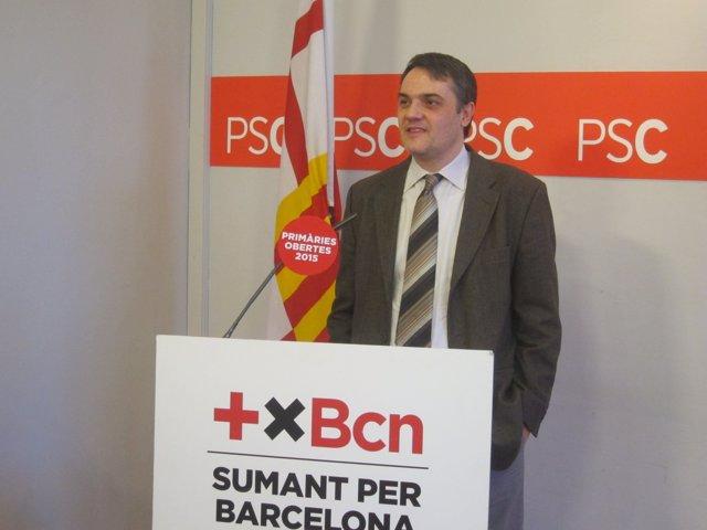Carles Martí (PSC)