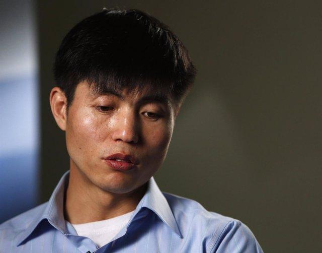 Activista Shin Dong-hyuk desertor norcoreano
