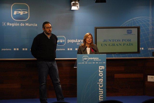 Imagen de la presentación de los actos de la Convención