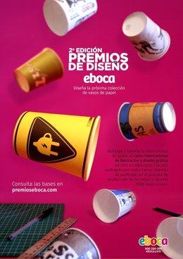 La empresa aragonesa Eboca convoca un concurso de diseño de vasos