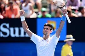 Djokovic gana por la vía rápida a Kuznetsov y se mete en tercera ronda