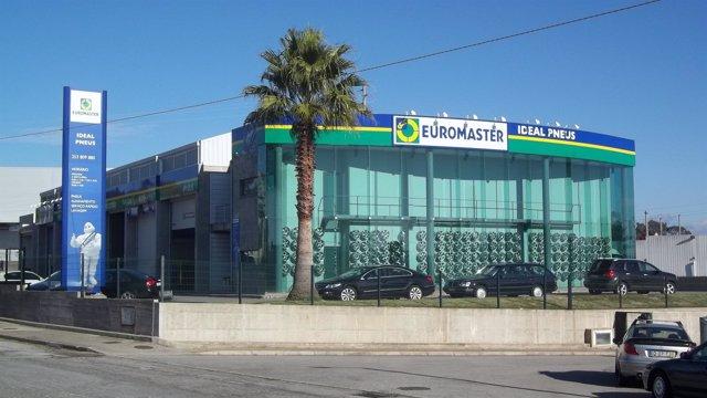 Centro de Euromaster en Portugal