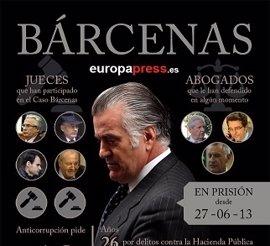 Cronología del caso Bárcenas desde 2009 hasta hoy