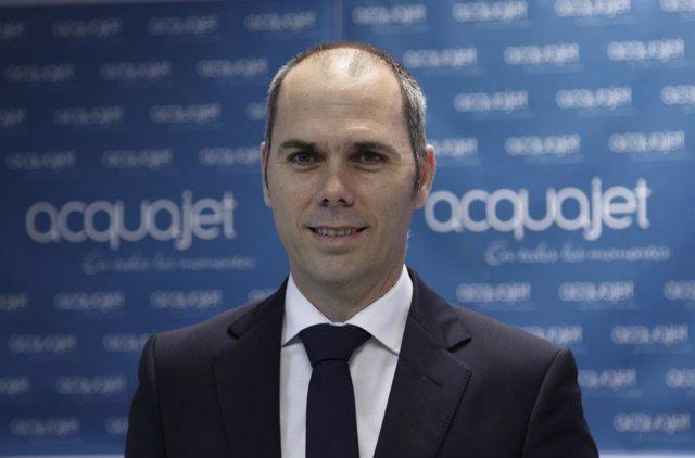 Iván Colomer, Director General de Acquajet