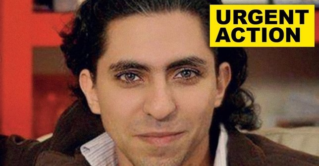 activista Raif Badawi