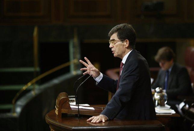 José Enrique Serrano, diputado del PSOE por Madrid