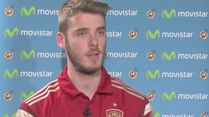 David De Gea, un metalero fan de Slipknot