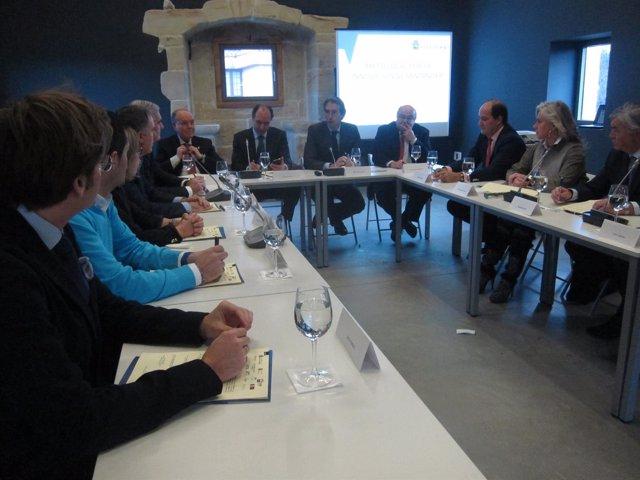 Integrantes del Pacto Local por la Innovación de Santander