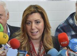 """Susana Díaz: La decisión no puede """"demorarse más"""""""