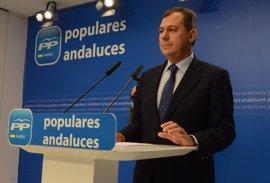 La Audiencia ordena elevar exposición razonada al TS sobre Sanz (PP-A)