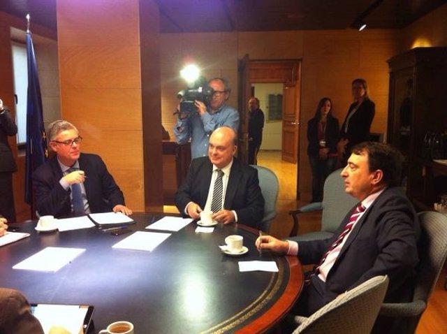 PP y PNV en la reunión sobre yihadismo
