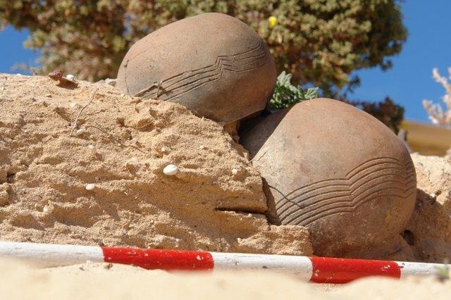 Restos aborígenes en Fuerteventura