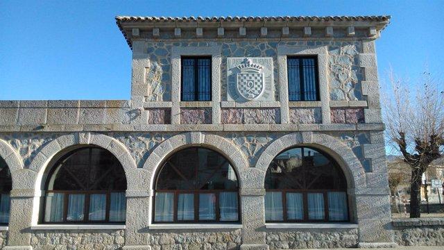 Colegio Ventas con Peña Aguilera