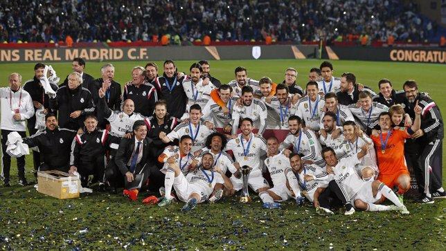 El Real Madrid, campeón del Mundial de Clubes