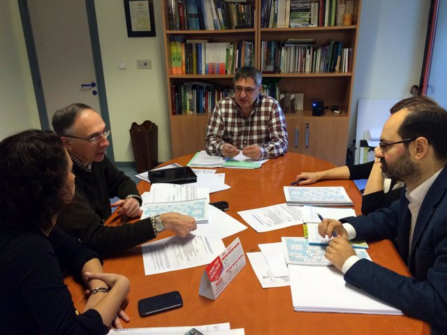 Reunión de la Comisión de la Escuela Municipal de Educación Ambiental