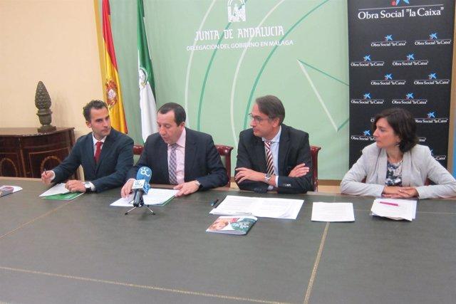 Caixa cajasol obra social proyectos apoyo