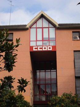 Sede De CCOO-PV En Valencia.