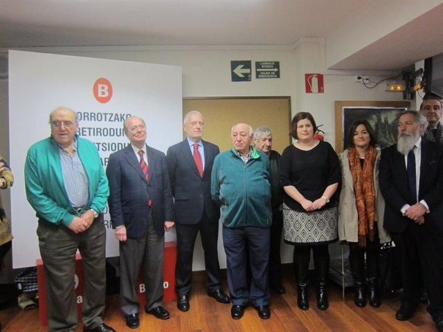 Inauguración del Centro para Mayores de Zorroza.