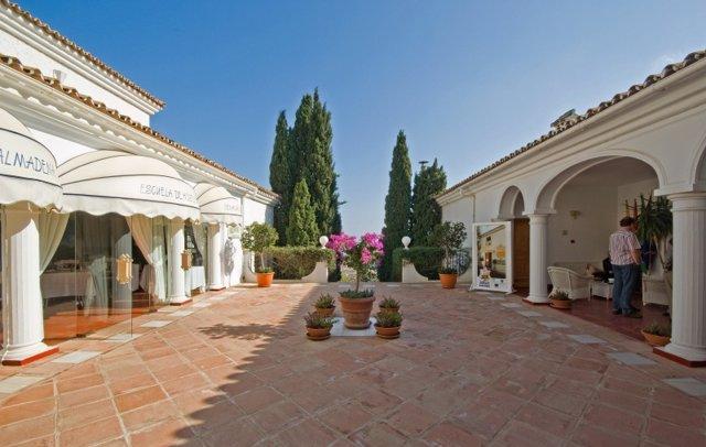 Escuela de hostelería La Fonda en Benalmádena