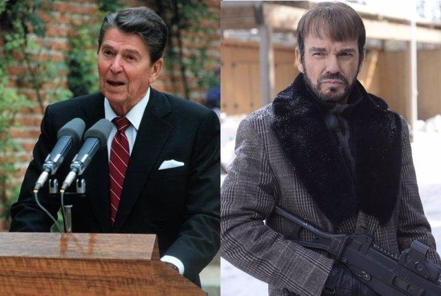 Reagan en Fargo