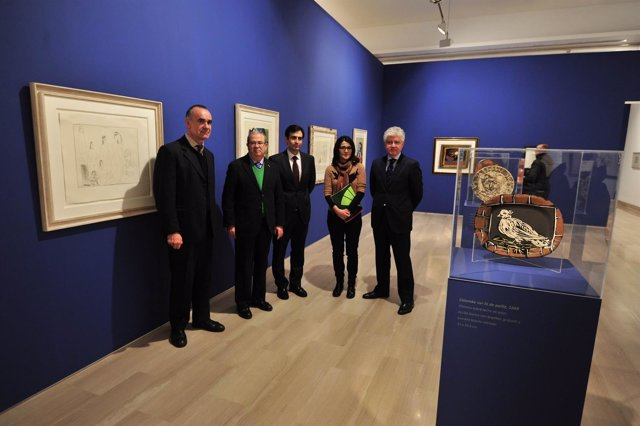 Exposición de Picasso Colección Unicaja