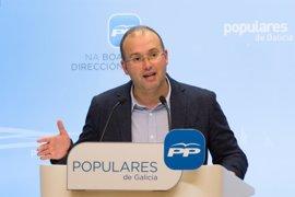 El PPdeG destaca que van tres trimestres de bajadas interanuales del paro y que Galicia mantiene el diferencial