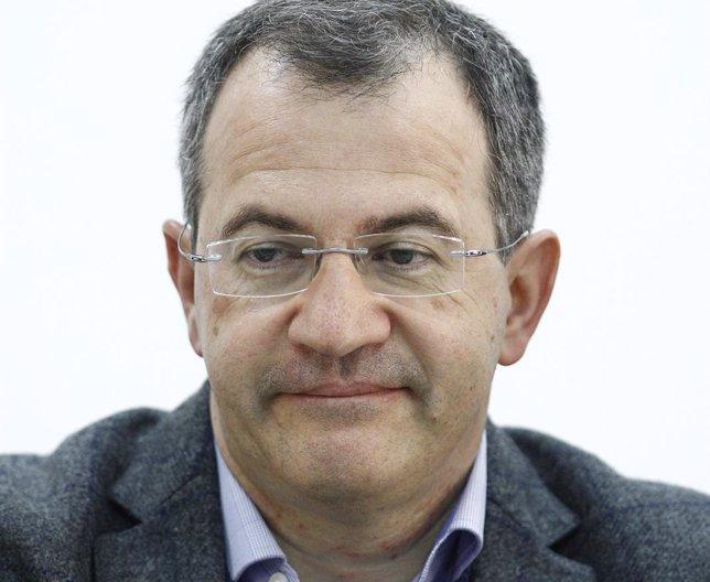 El diputado de UPyD Álvaro Anchuelo