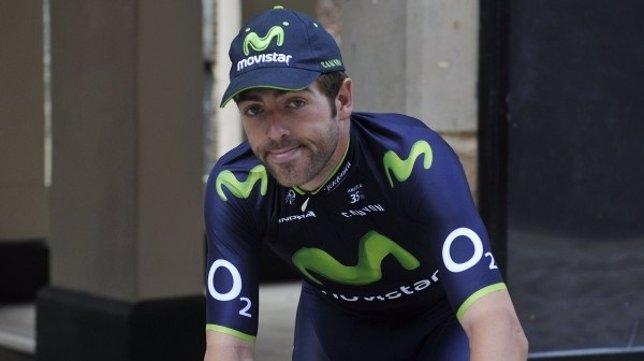 Alex Dowsett, corredor del Movistar Team