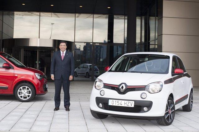 Ricardo Gondo, director general Renault España Comercial