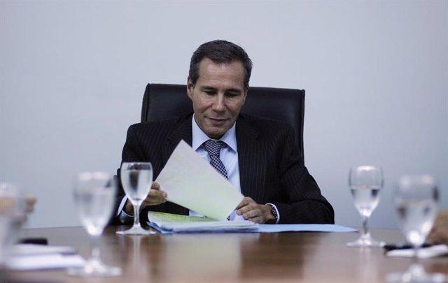 El fiscal argentino Alberto Nisman