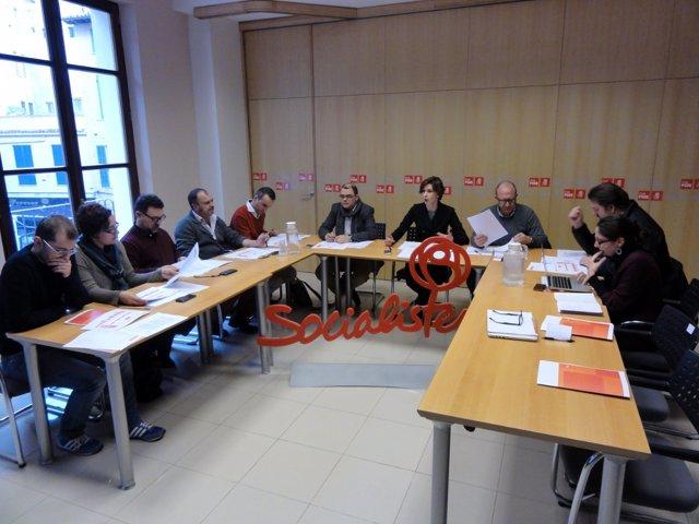 Constitución del Comité Electoral del PSIB