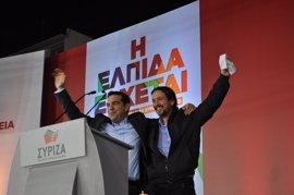 """Tsipras llama a hacer """"historia"""" y olvidar el """"miedo"""" en un mitin final"""