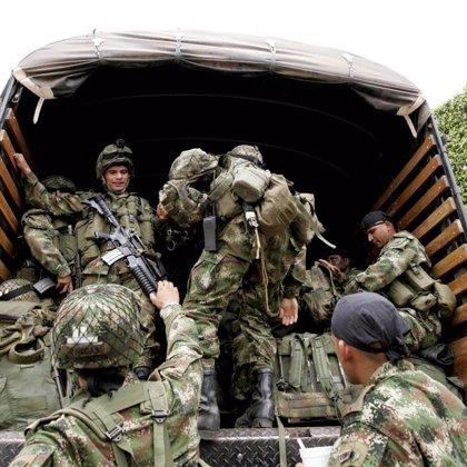 Colombia incorpora 32 vehículos de combate