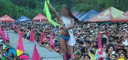 Fiscalía archiva la investigación sobre el concurso 'Miss Tanguita'