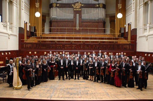 Orquesta Sinfónica FOK de Praga