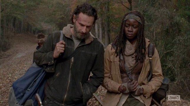 The Walking Dead: Dos nuevas imágenes del regreso
