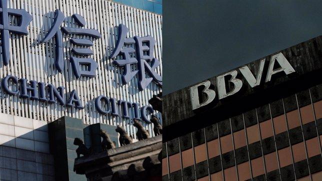 BBVA vende un 4,9% de CNCB por unos 1.460 millones a UBS
