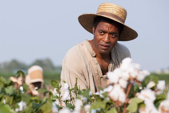 Chiwetel Ejiofor en 12 años de esclavitud