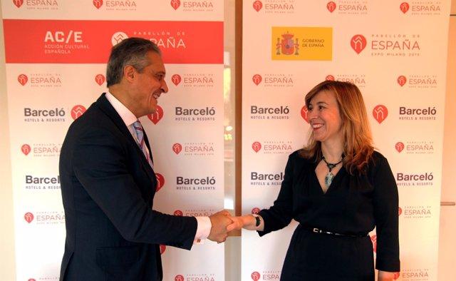 Barceló acuerdo Expo Milano