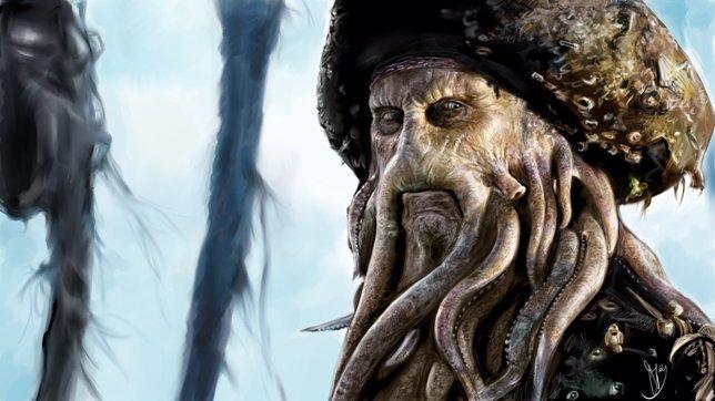 Capitán Davy Jones