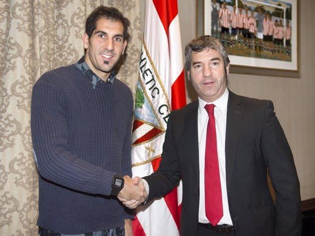 Gorka Iraizoz Josu Urrutia renovación Athletic